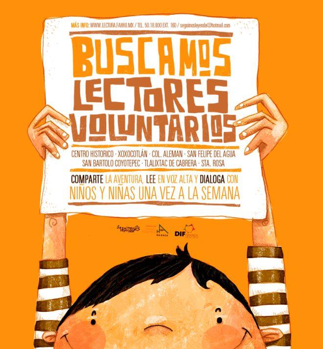lectores (Látte Studio) #afiche #poster #ilustracion #printdesign
