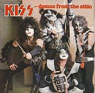 Kiss - Demo's From The Attic CD