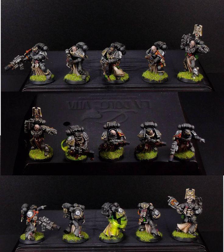 Sternguard Veterans squad 2