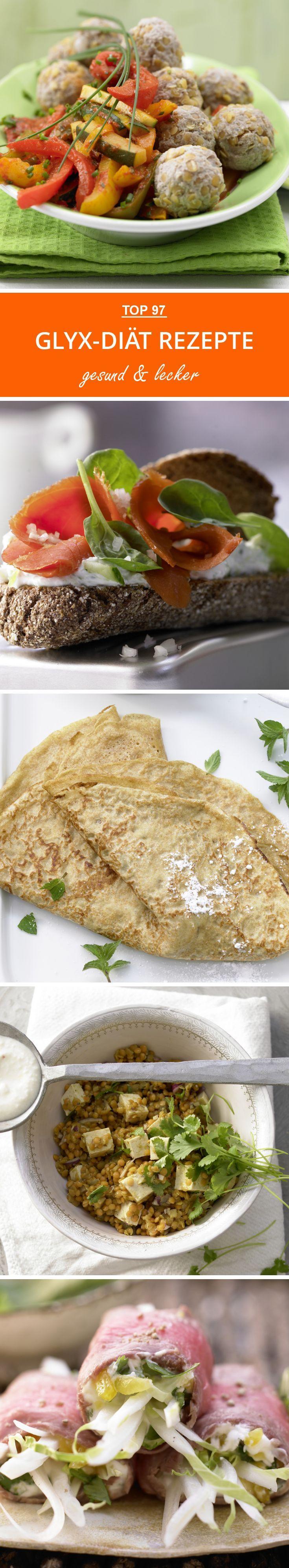 Glyx-Diät Rezepte | eatsmarter.de