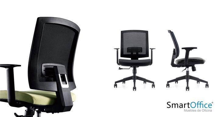 ▪️Silla Kubik. ▪️Permite la relajación de tu espalda y ayuda a tener una buena posición de trabajo. __________________ #diseño #silla #art