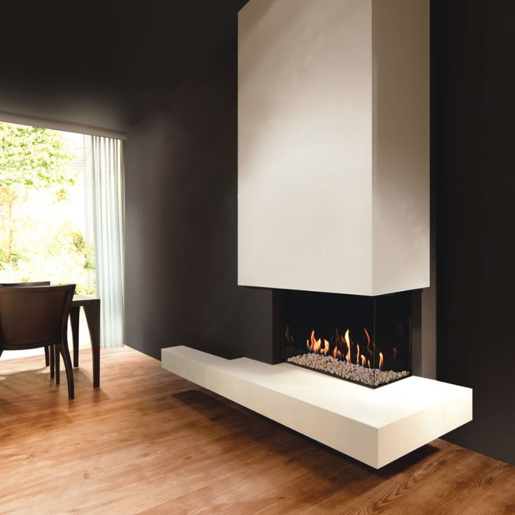 457 best linear fireplaces linear contemporary images on for Linear fireplace ideas