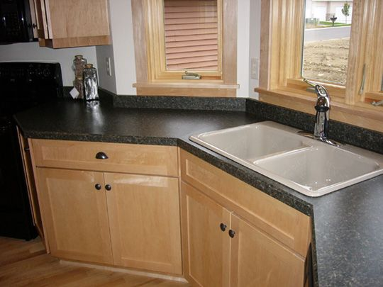 about Black Laminate Countertops on Pinterest Laminate countertops ...