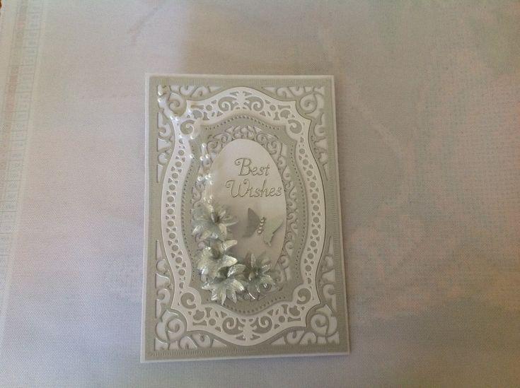 Wedding card I made.