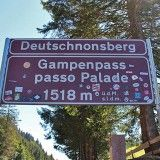 Gampenpass - Alpenpässe in Südtirol | Suedtirol-Kompakt.com