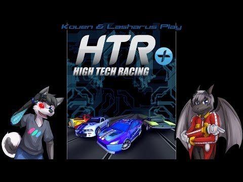 Kouen & Lasharus Play: HTR+ Slot Car Simulation