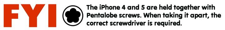 Does your iPhone have a stripped screw or is it a pentalobe screw?