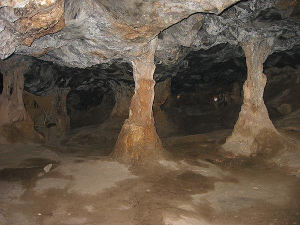The cavern of Milatos