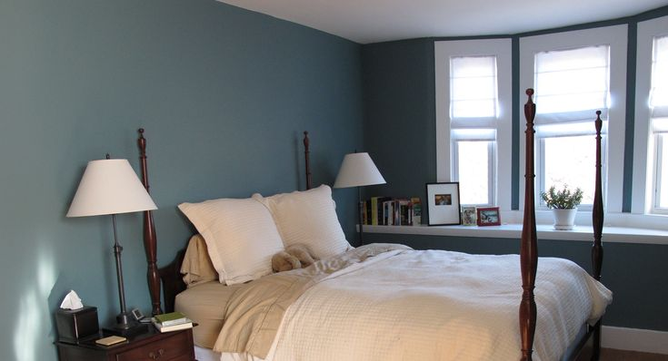 spare bedroom paint colors bm aegean teal paint color farmhouse 17394