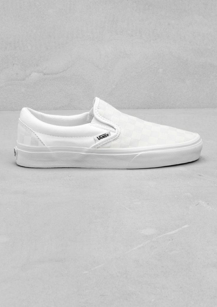 Style - Minimal + Classic: Vans classic slip-on | & Other Stories