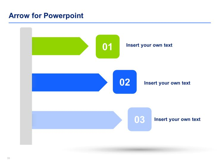 20 best powerpoint arrow templates |ex-deloitte designers, Presentation templates