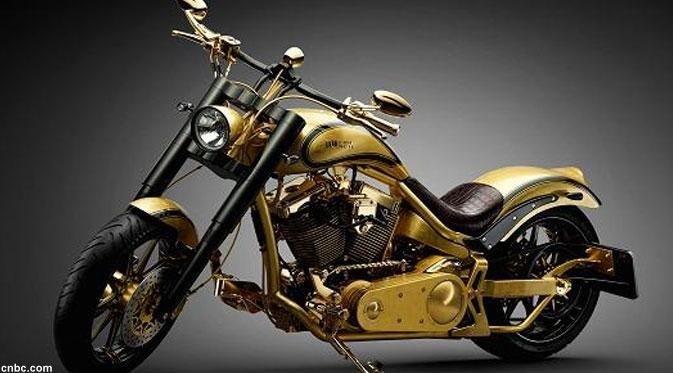 Sepeda Motor Termahal di Dunia Dibanderol Rp 11 Miliar ~ Dealer Kredit Motor Murah Honda Jakarta