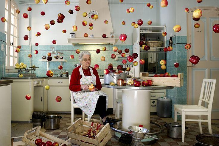 Cerise Doucede photographe Aix en Provence #apples