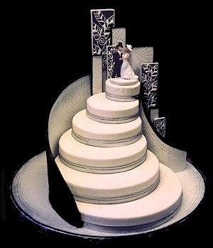 Top 27 des gateaux de mariage insolites et originaux (vraiment)                                                                                                                                                                                 Plus