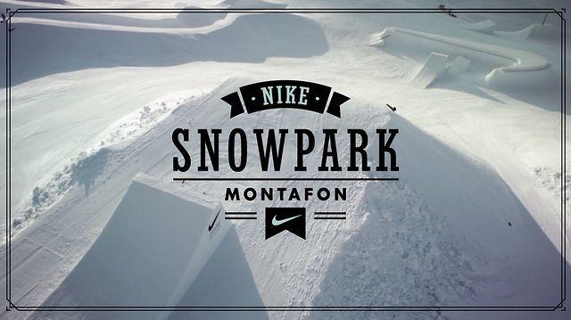 Nike Park Montafon Teaser