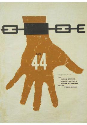 Holbeín López, The 44 (Czechoslovakia 1964)