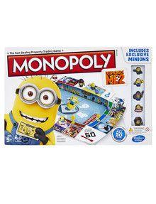 Monopoly Minions Monopoly product photo