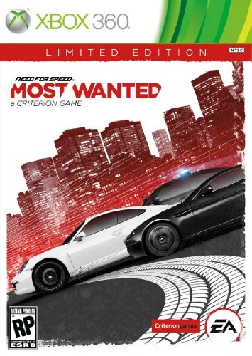 #Need for Speed: Most Wanted