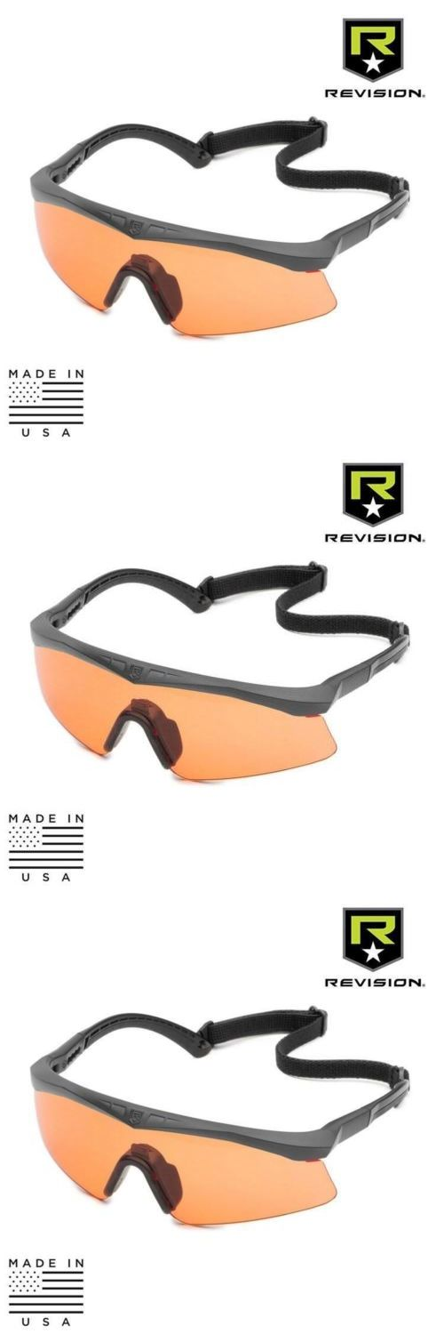 Shooting and Safety Glasses 151549: Revision Military Sawfly Eyewear System - Basic Shooters Kit -> BUY IT NOW ONLY: $49.99 on eBay!