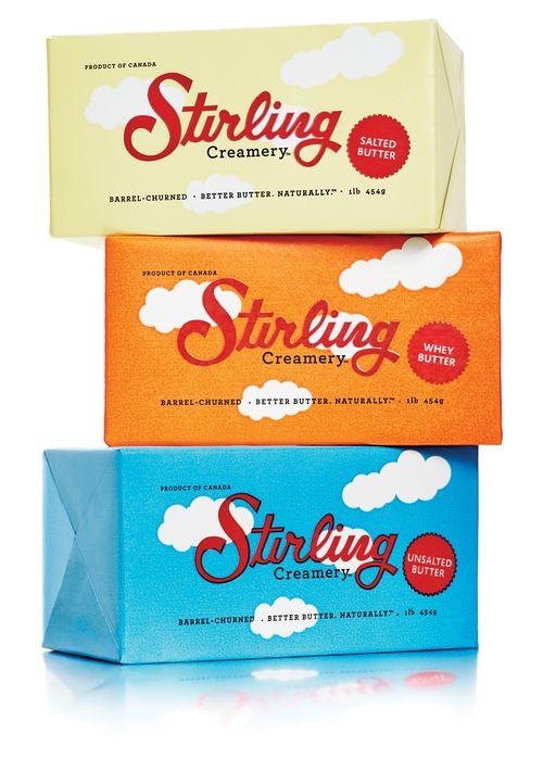 Stirling Creamey butter range PD