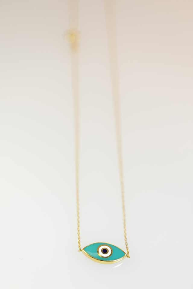 Rowa Pendant and Necklace