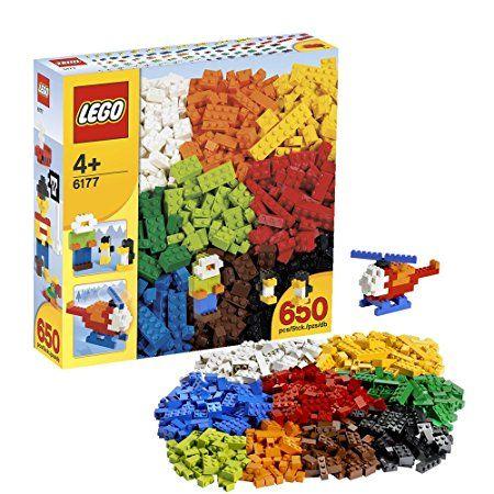 LEGO 6177 Basic Bricks Deluxe