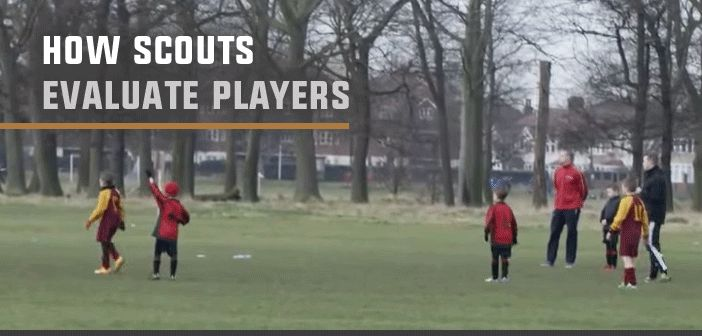 Find out how football scouts evaluate players potential.   What they look for and how to get scouted for professional football.