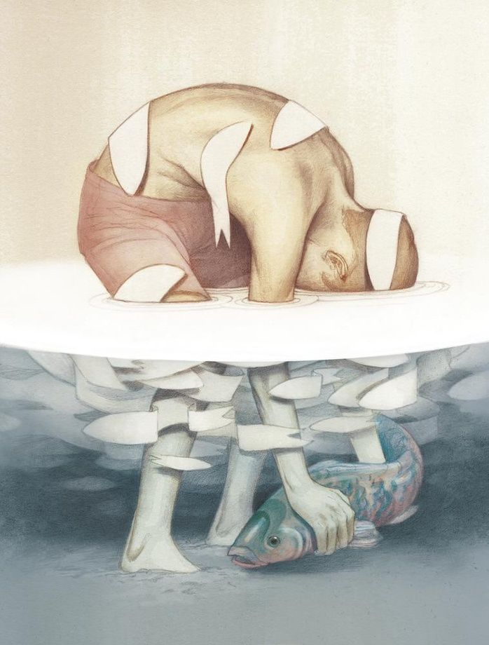 Seeking Substance, an art print by Ashley Mackenzie - INPRNT