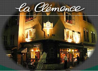 La Clemence Bar Geneva , The meeting point in Geneva ! Situated in Geneva's old town. place bourg de four