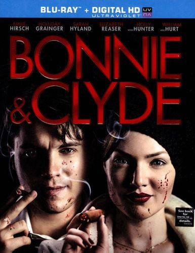Bonnie and Clyde [2 Discs] [Includes Digital Copy] [UltraViolet] [Blu-ray] [2013]