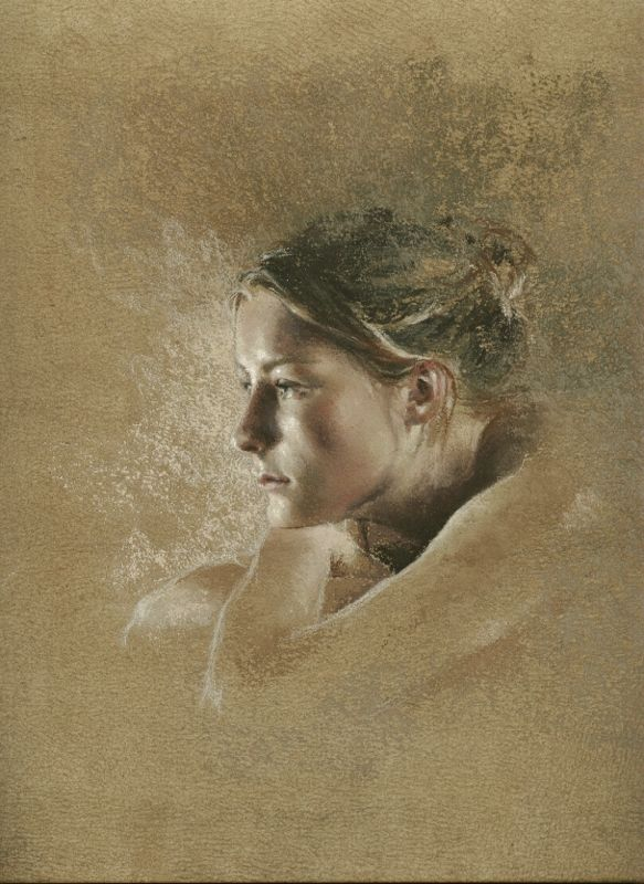 title: unknown (pastel) ... Nathalie Picoulet