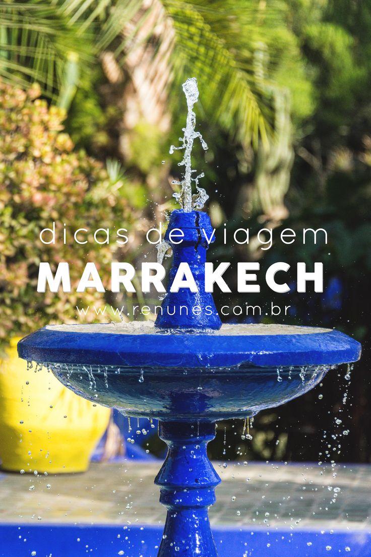 Dicas de Marrakech, Jardim Majorelle, o que fazer em Marraquexe, dicas do Marrocos, Jardin Majorelle