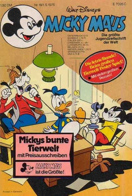 Micky Maus Cartoon Deutsch