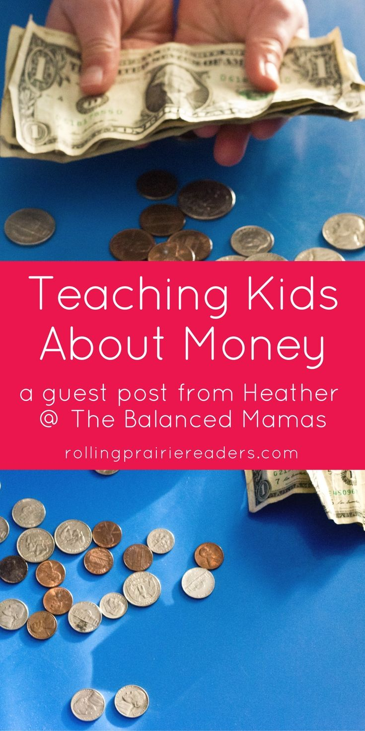 Teaching Kids About Money: Setting A Solid Foundation