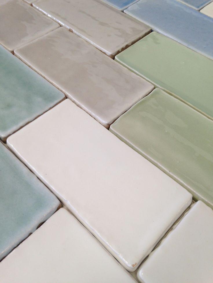 Tiles hand made Subway 7'5x15x1 cm