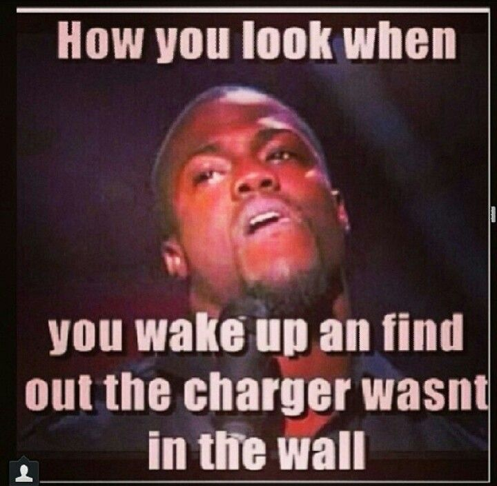 Jokes | How you look when you wake up and find out the charger wasn't in the wall. #Etsy #Danahm1975 #Jewelry
