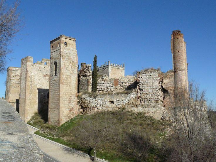 Toledo Castillo De Escalona
