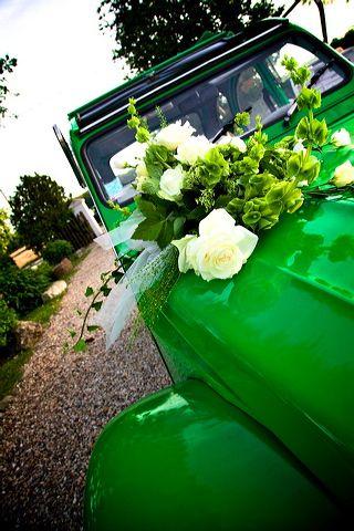 pour la voiture de ton mariage pense au service drivy qui permet la location de - Cout Fleuriste Mariage
