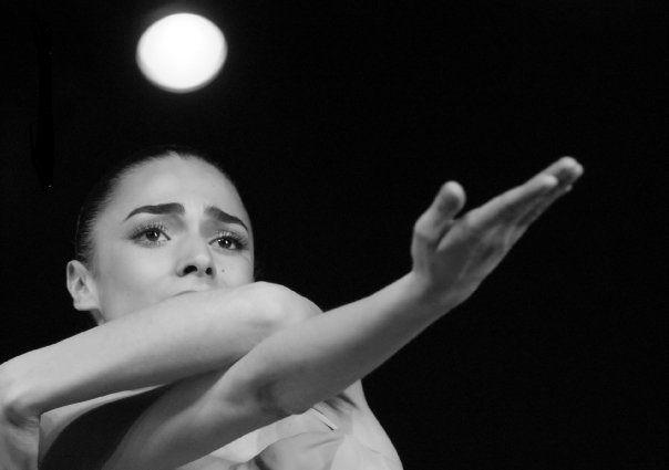 """Direttamente dal """"Bejart Ballet"""" di Losanna Jasmine Cammarota, docente di contemporaneo il 15 luglio"""