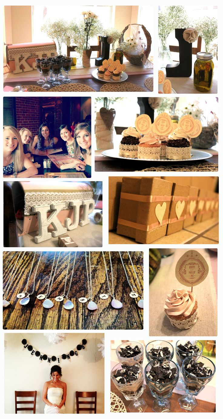 Vintage themed party