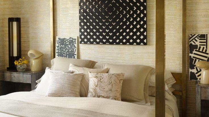 Spring Street master bedroom design inspiration by Kelly Wearstler   www.masterbedroomideas.eu #masterbedroom #masterbedroomdesgin #masterbedroomideas #bedroomdecor #bedroomideas #bedroomdesign #bedroominspiration
