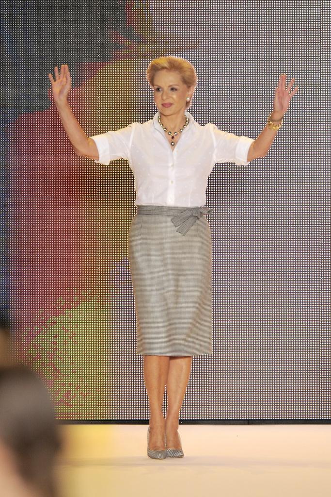 Carolina Herrera Spring 2011 RTW