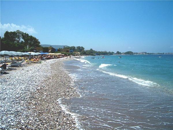 Ixia Beach, Rhodes