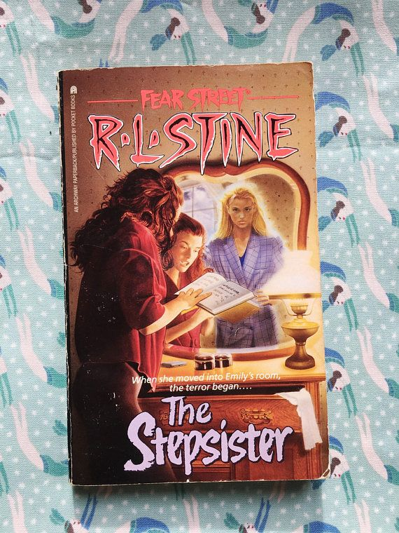 The Stepsister Fear Street By R L Stine 1990s Teen Horror