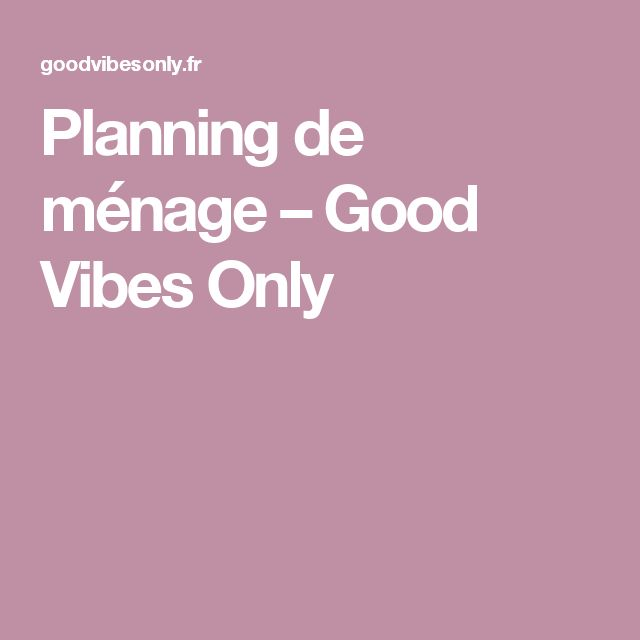 25 best ideas about planning m nage on pinterest m nage organisation m na - Organisation menage planning ...