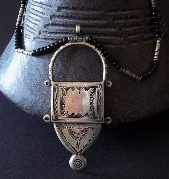 Hey, I found this really awesome Etsy listing at https://www.etsy.com/listing/250904494/talisman-tuareg-tribe-amulet-necklace