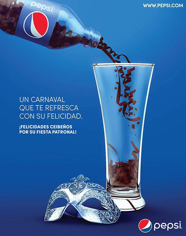 Saludo Carnaval La Ceiba - Pepsi on Behance