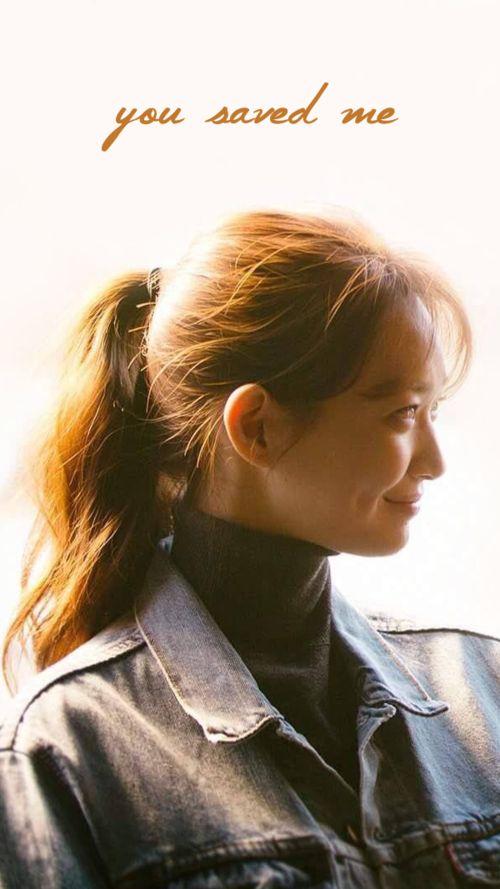 kdrama, tomorrow with you, and shin min ah image