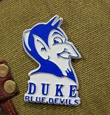 NCAA vintage Duke Blue Devils standing board college fridge rubber magnet