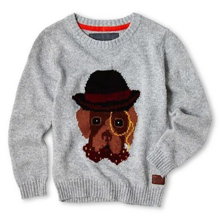 Baker by Ted Baker at JCP - cute! boys puppy sweater